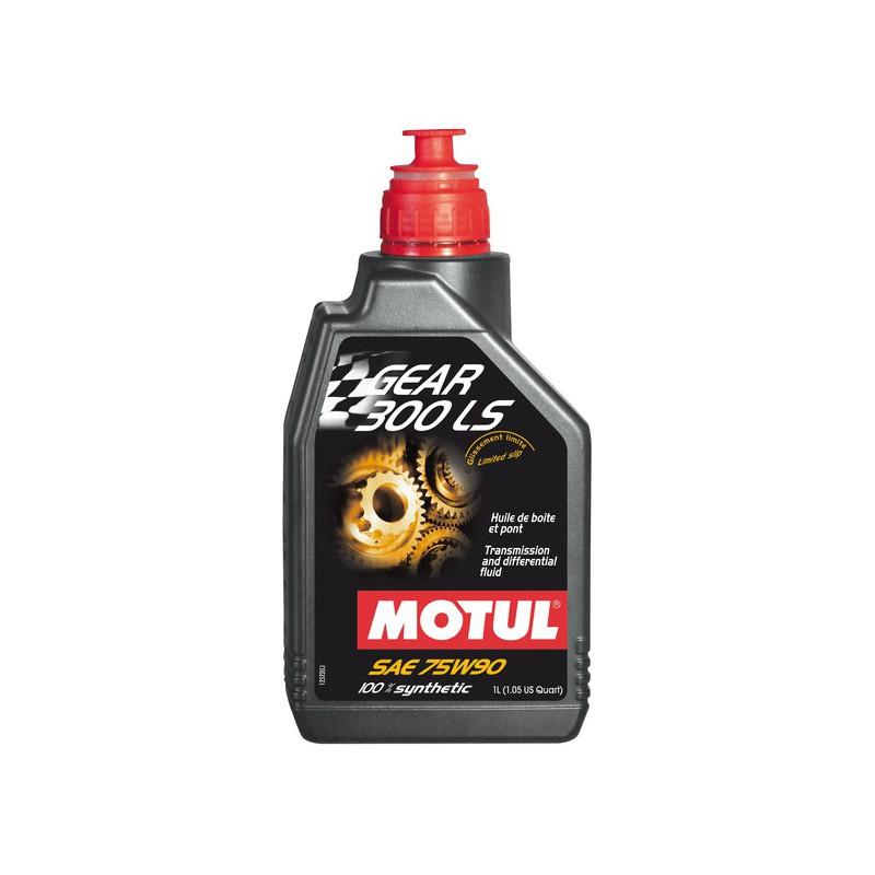 Motul Gear 300 LS 75W90, 1 литр