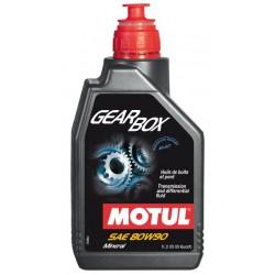 Motul Gearbox 80W90, 1 литр