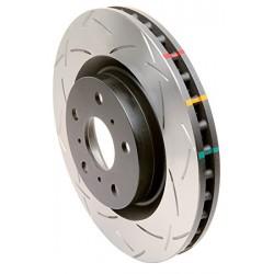 DBA тормозной диск задний серии Road & Race 4000 T3 для Subaru WRX и Forester