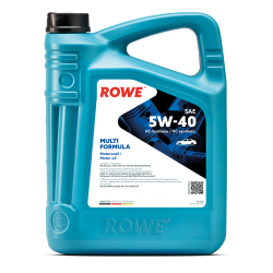 ROWE HIGHTEC Multi Formula 5W-40 4л.