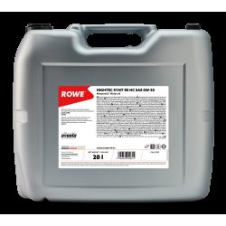 ROWE HIGHTEC Synt RS HC 0W-20 20л.
