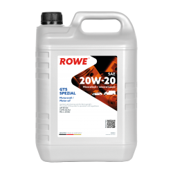 ROWE HIGHTEC GTS SPEZIAL 20W-20 5л.