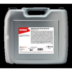 ROWE HIGHTEC Synt RS HC 5W-30 20л.