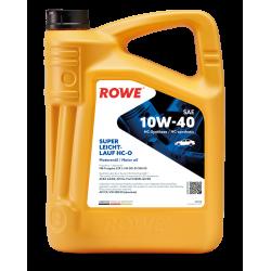 ROWE HIGHTEC Super Leichtlauf HC-O 10W-40 4л.