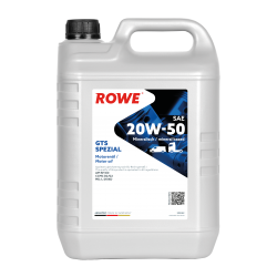 ROWE HIGHTEC GTS SPEZIAL 20W-50 5л.