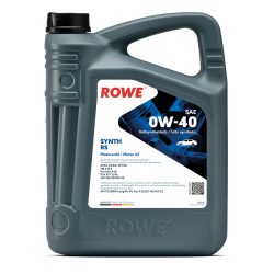 ROWE HIGHTEC Synt RS 0W-40 5л.
