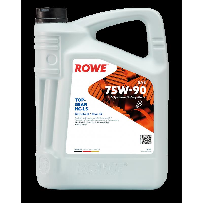 ROWE HIGHTEC TOPGEAR HC-LS 75W-90 5л.