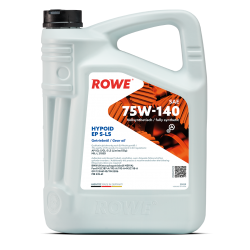 ROWE HIGHTEC HYPOID EPS-LS 75W-140 5л.