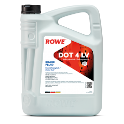 ROWE HIGHTEC Brake Fluid DOT 4 LV 5л.