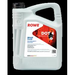 ROWE HIGHTEC Brake Fluid DOT 4 5л.