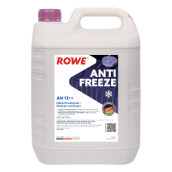 ROWE HIGHTEC ANTIFREEZE AN G12 ++ 5л.