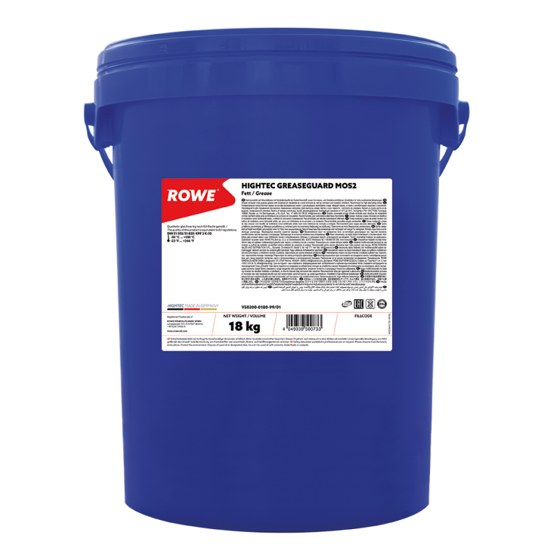 ROWE HIGHTEC Greaseguard MoS2 18л.