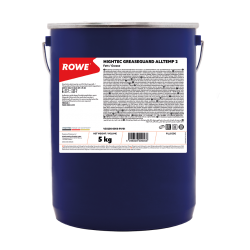 ROWE HIGHTEC Greaseguard Alltemp 2 5кг.