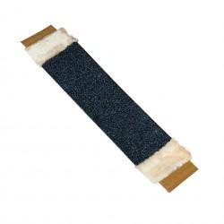 Киска / Когтеточка для кошек ковровая с пропиткой двойная (угловая)