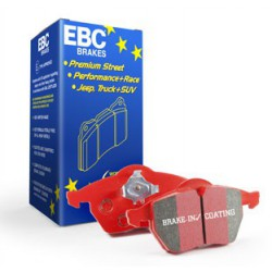 EBC RedStuff (DP31908C) Колодки передние для Megane Coupe 2.0t (250hp) (2009 - )