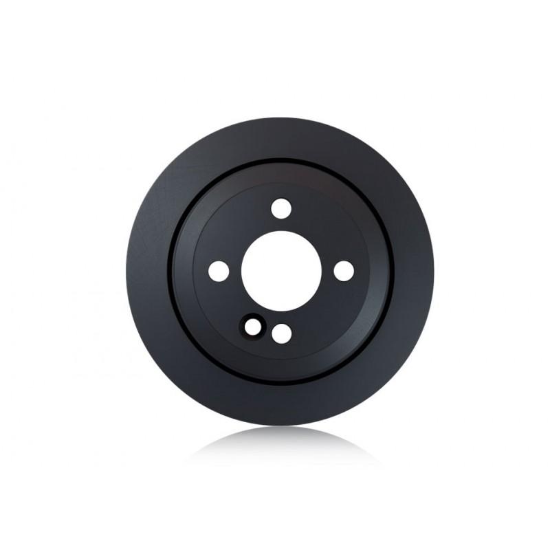 EBC (D895) Тормозные диски передние для Mazda 2 1.4, 1.6л (2003-2008)