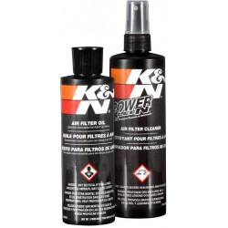 Комплект чистки фильтра K&N (99-5050), масло без распылителя.