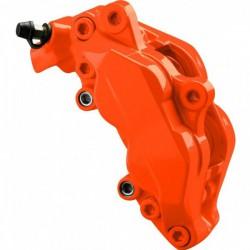 Foliatec (2167) Краска для суппортов оранжевая глянцевая Flame Orange
