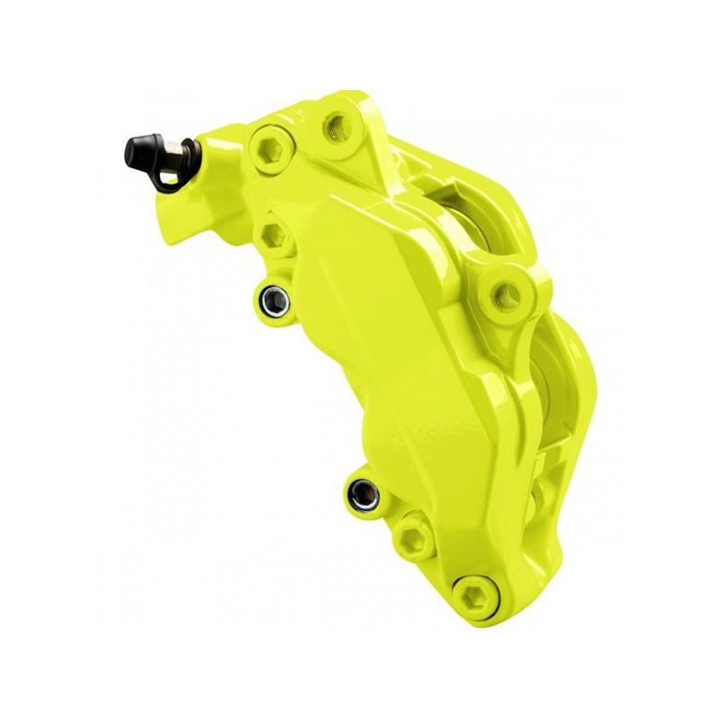 Foliatec (2184) Краска для суппортов желтая NEON , трёхкомпонентная