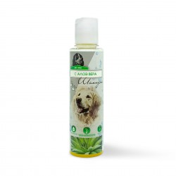 Киска / Шампунь для собак с Алоэ Вера 240 мл
