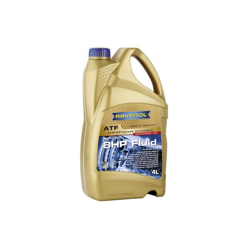 Ravenol ATF 8HP Fluid, 4 литра