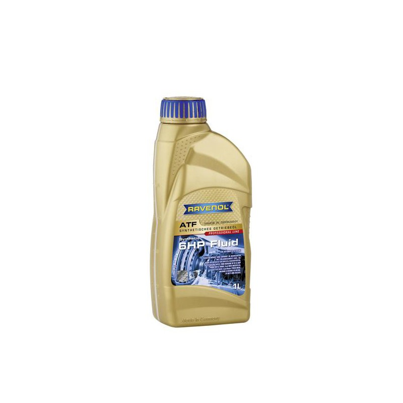 Ravenol ATF 6HP Fluid, 1 литр