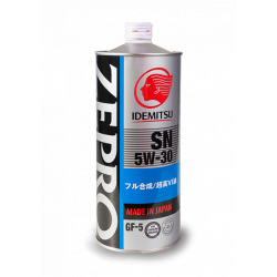 Idemitsu Zepro Touring 5W30, 1 литр