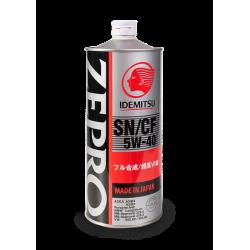 Idemitsu Zepro EURO SPEC 5W40, 1 литр
