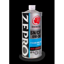 Idemitsu Zepro Touring Pro 0W-30, 1 литр