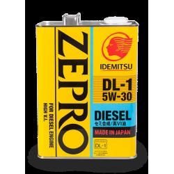 Idemitsu Diesel DL-1 5W30, 4 литра