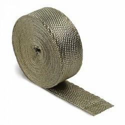 DEI (DEI010128) Термолента Titanium 25mm*4,5m до 1000°С