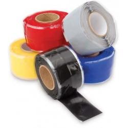 DEI (DEI010491) Лента силиконовая 2,5см*3,6м черная