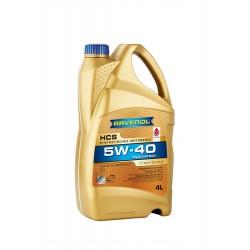 Ravenol HCS SAE 5W-40, 4 литра