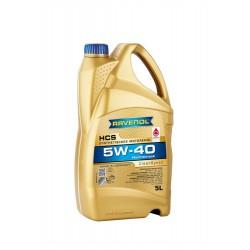 Ravenol HCS SAE 5W-40, 5 литров