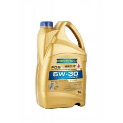 Ravenol FDS SAE 5W-30, 5 литров