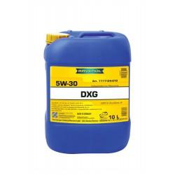 Ravenol DXG SAE 5W-30, 10 литров