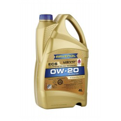 Ravenol Eco Synth ECS SAE 0W-20, 4 литра