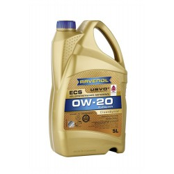 Ravenol Eco Synth ECS SAE 0W-20, 5 литров