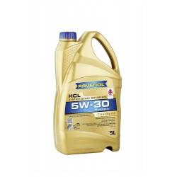 Ravenol HCL SAE 5W-30, 5 литров