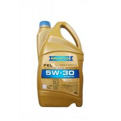 Ravenol FEL SAE 5W-30, 4 литра