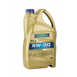 Ravenol FLJ SAE 5W-30, 4 литра