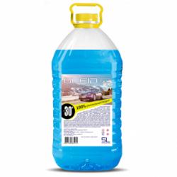 Gleid Зимняя жидкость для омывателя стекла Pro -30°C, 5л