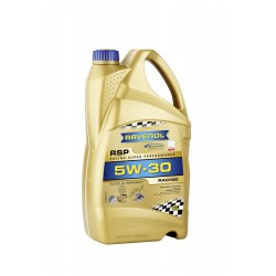 Ravenol RSP Racing Super Performance SAE 5W-30, 4 литра