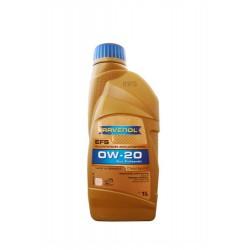 Ravenol EFS EcoFullSynth. SAE 0W-20, 1 литр