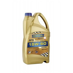 Ravenol RFS SAE 15W-50, 4 литра