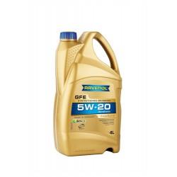 Ravenol GFE SAE 5W-20, 4 литра