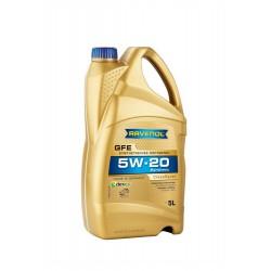 Ravenol GFE SAE 5W-20, 5 литров