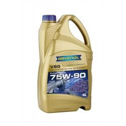 Ravenol VSG SAE 75W-90, 4 литра