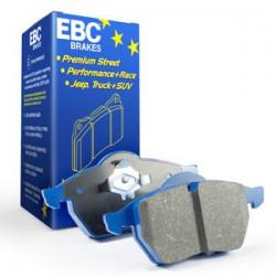 EBC BlueStuff (DP5680NDX) Колодки задние для Megane Coupe 2.0t (250hp) (2009 - )