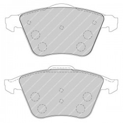 Ferodo DS 2500 Тормозные колодки переднее для Mazda 3 MPS (2006 - 2009)